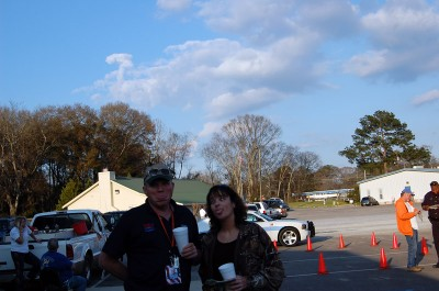 Bubba @ Crappie Tournament