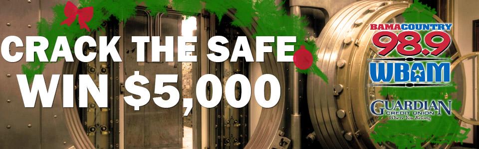 Crack the Safe 2020