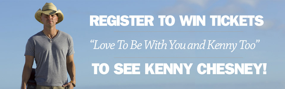 Love To Be With You and Kenny Too