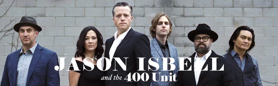 Jason Isbell and the 400 Unit at the MPAC on May 6