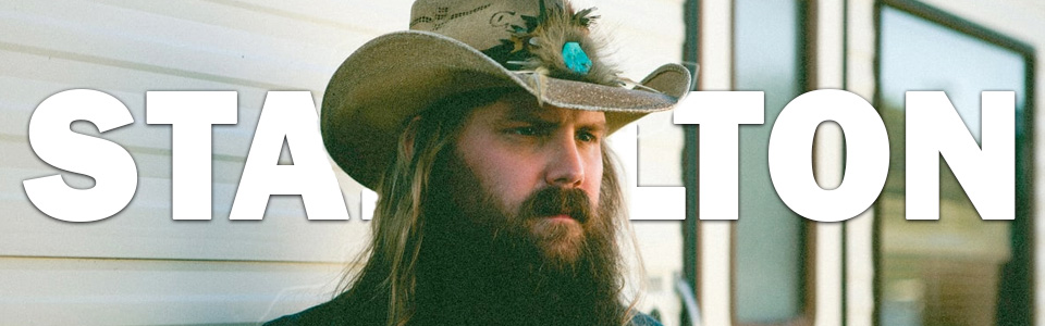 Chris Stapleton BJCC on March 21