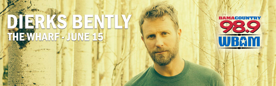Dierks Bentley at The Wharf Amphitheater on June 15
