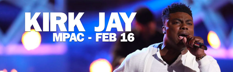 Kirk Jay at the MPAC on February 16th