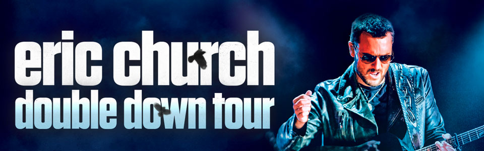 Eric Church at the BJCC October 26