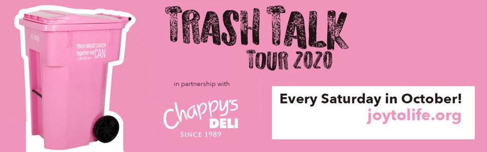 Trash Talk Tour 2020